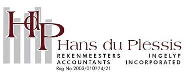 Hans du Plessis Accountants Incorporated Logo